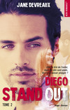 Stand out - tome 2 Diego -Extrait offert-