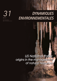US National Parks: origins in the management of natural resources - Dynamiques Environnementales 31