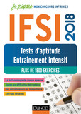 IFSI 2018 Tests d'aptitude - Entraînement intensif